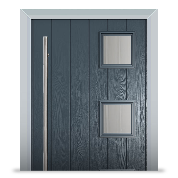 French Doors From Solidor Composite Front Back Doors