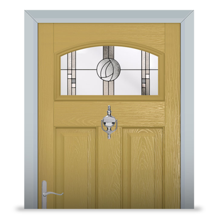London composite door frame options