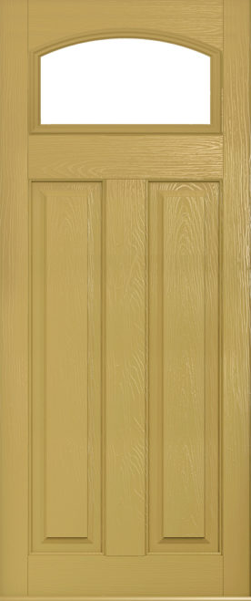 A glazed Solidor London in golden sand
