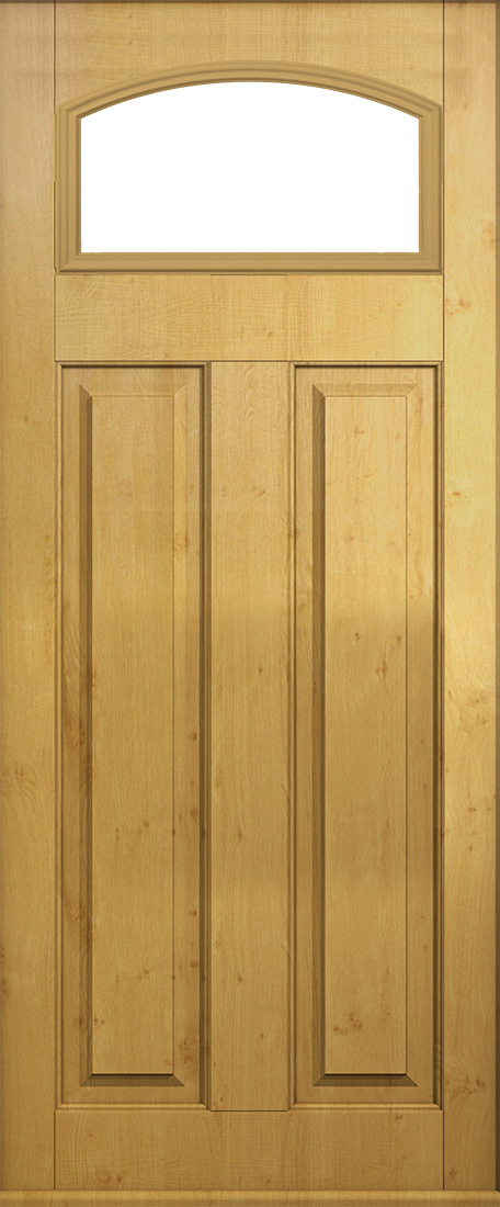 irish oak london glazed front door