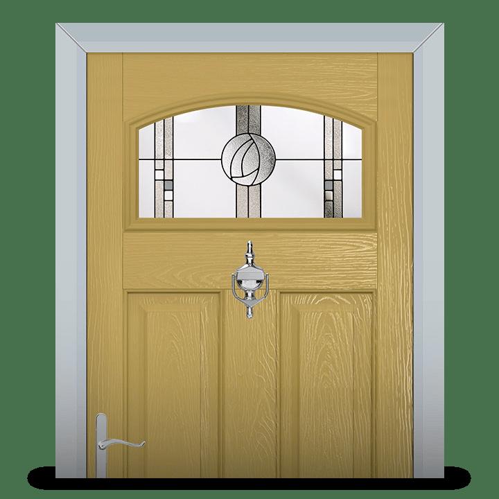 London composite door frame options  sc 1 st  Solidor & The London Door From Solidor | Front Doors