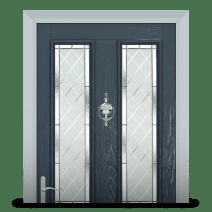 Ludlow solidor composite door