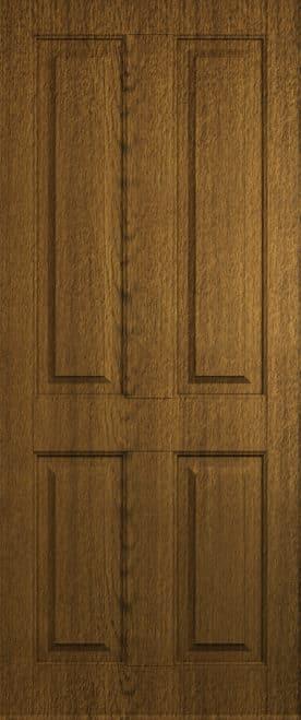 luxury mocha ludlow composite door