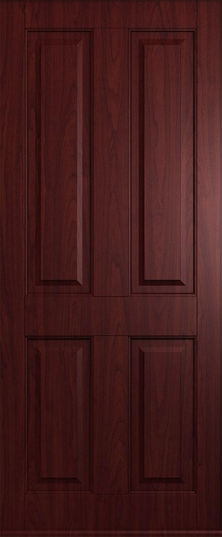 rosewood ludlow solid front door