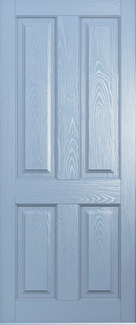 ludlow duck egg blue solid door
