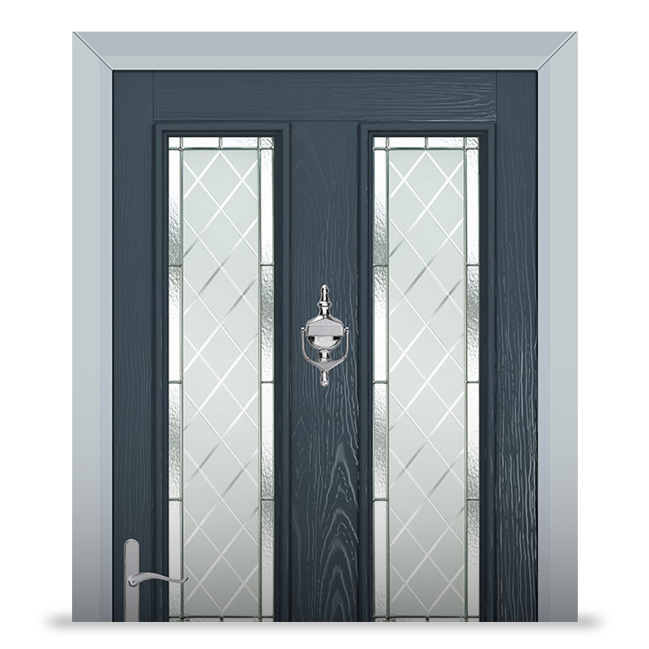 Ludlow solidor composite door