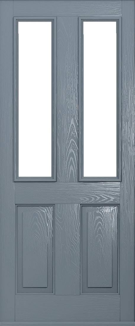 Composite Door Colours : Ludlow composite doors from solidor front