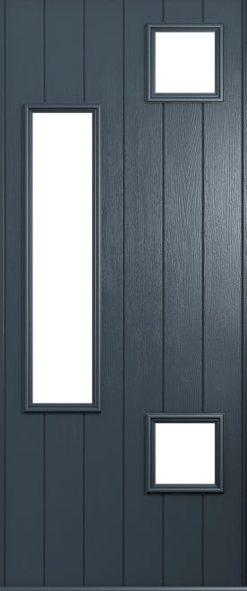 A Solidor Messina in anthracite grey