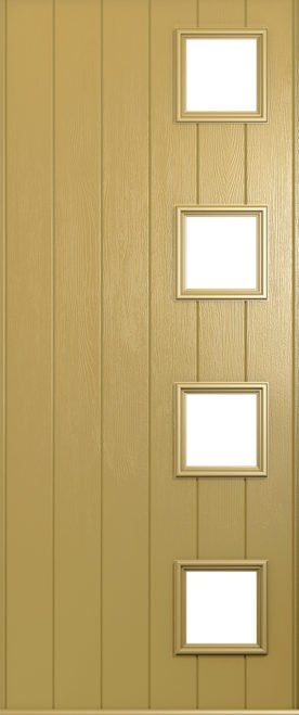 golden sand milano door
