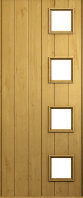 irish oak milano door