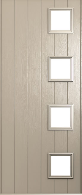 cream milano front door
