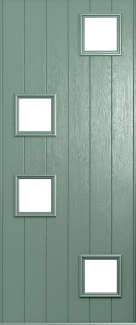 a Solidor Modena in Chartwell Green