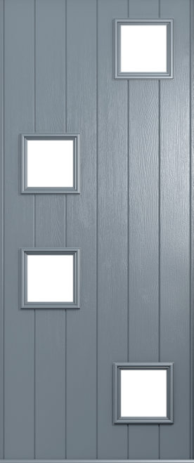 A Solidor Modena in French grey