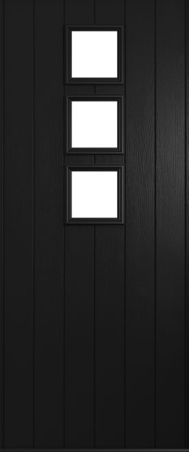 A Solidor Naples in black