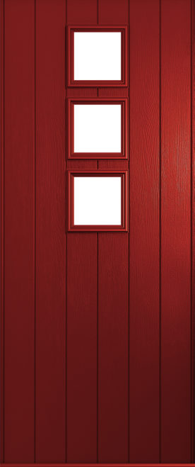 A Solidor Naples in red