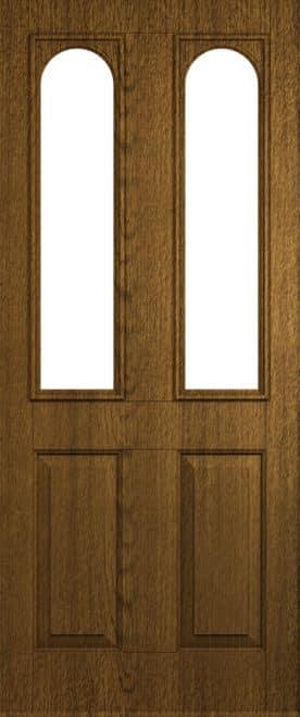 luxury mocha nottingham door