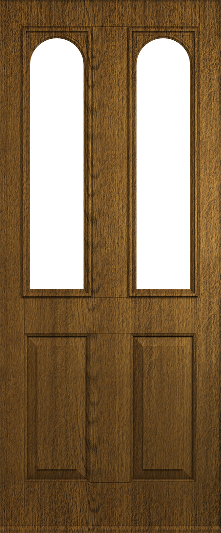 luxury mocha nottingham door