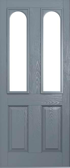 French Grey Doors From Solidor Front Composite Doors