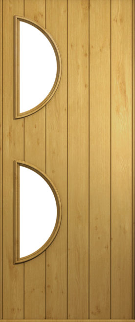 A Solidor Siena in Irish Oak
