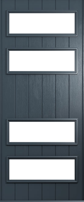 A Solidor Sorrento in anthracite grey