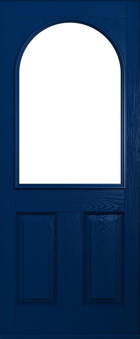 blue stafford front door