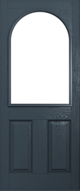 Anthracite grey composite door Stafford
