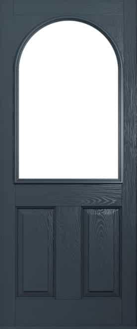 Anthracite grey composite door Stafford