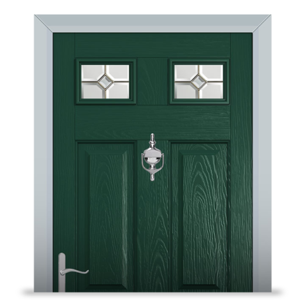 Tenby composite door options