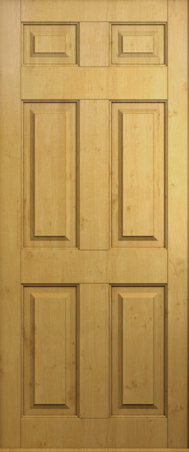 solid tenby irish oak door