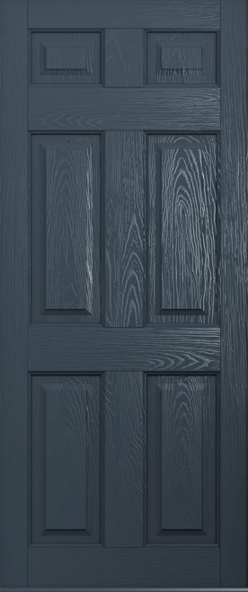tenby solid anthracite grey