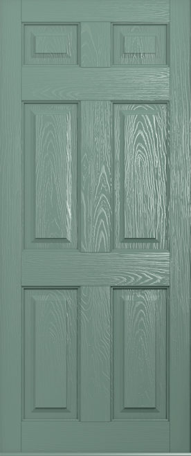 Chartwell Green Doors From Solidor Front Composite Doors