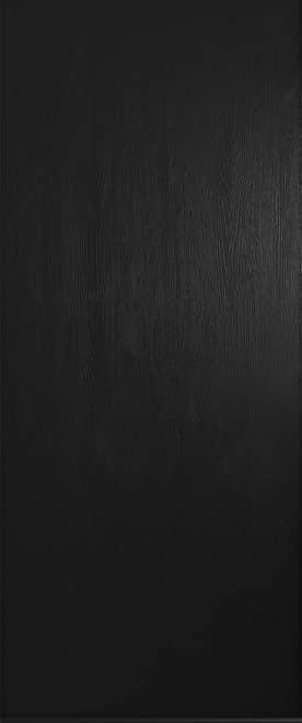 black front thornbury solid door