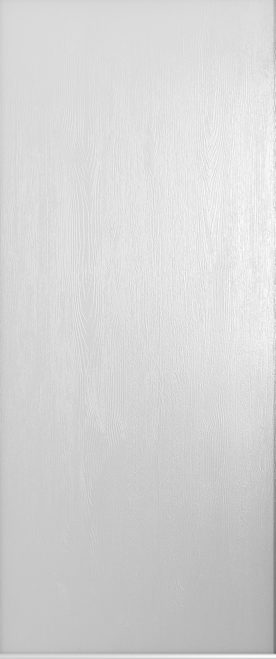 solid foiled white thornbury front door