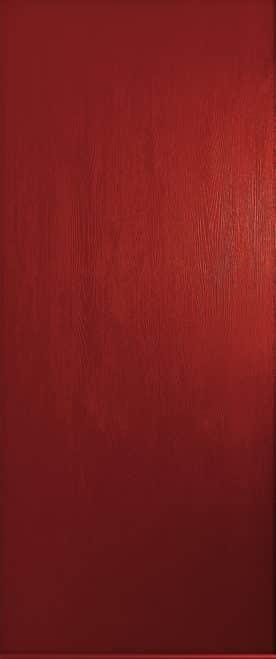 red thornbury solid door