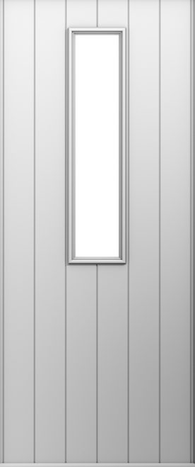 A Solidor Turin door in white