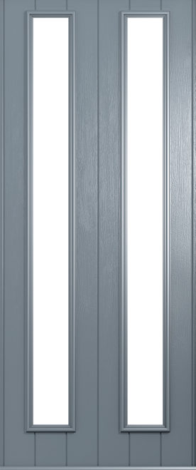 A Solidor Venice door in French grey