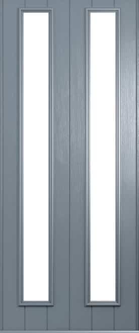 A Solidor Venice door in French grey