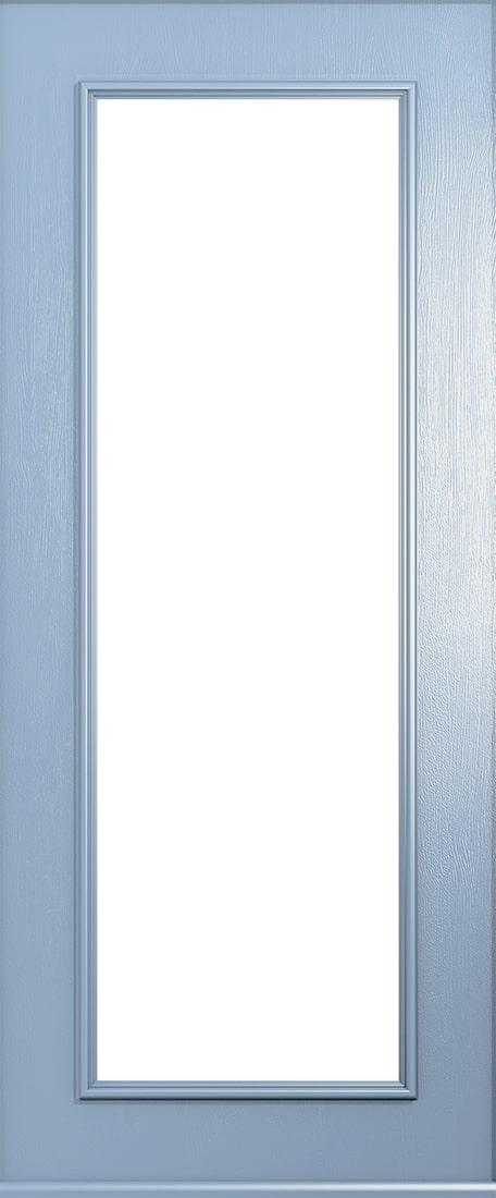 Duck Egg Blue Front Door