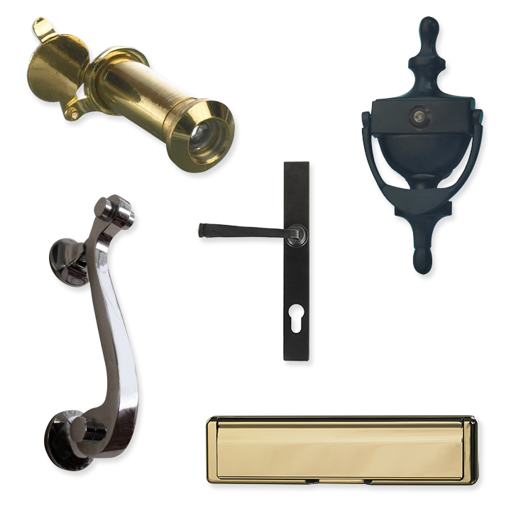 accessories for composite doors