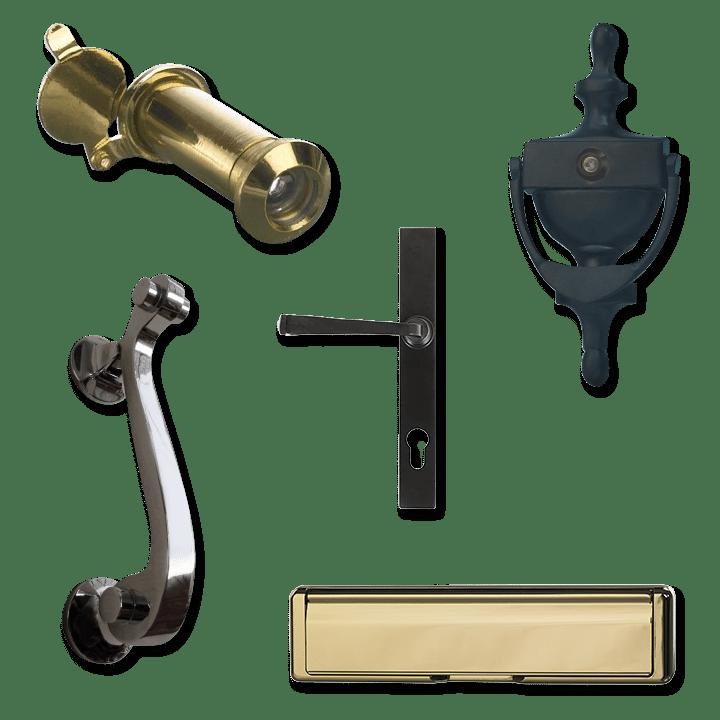 accessories for composite doors