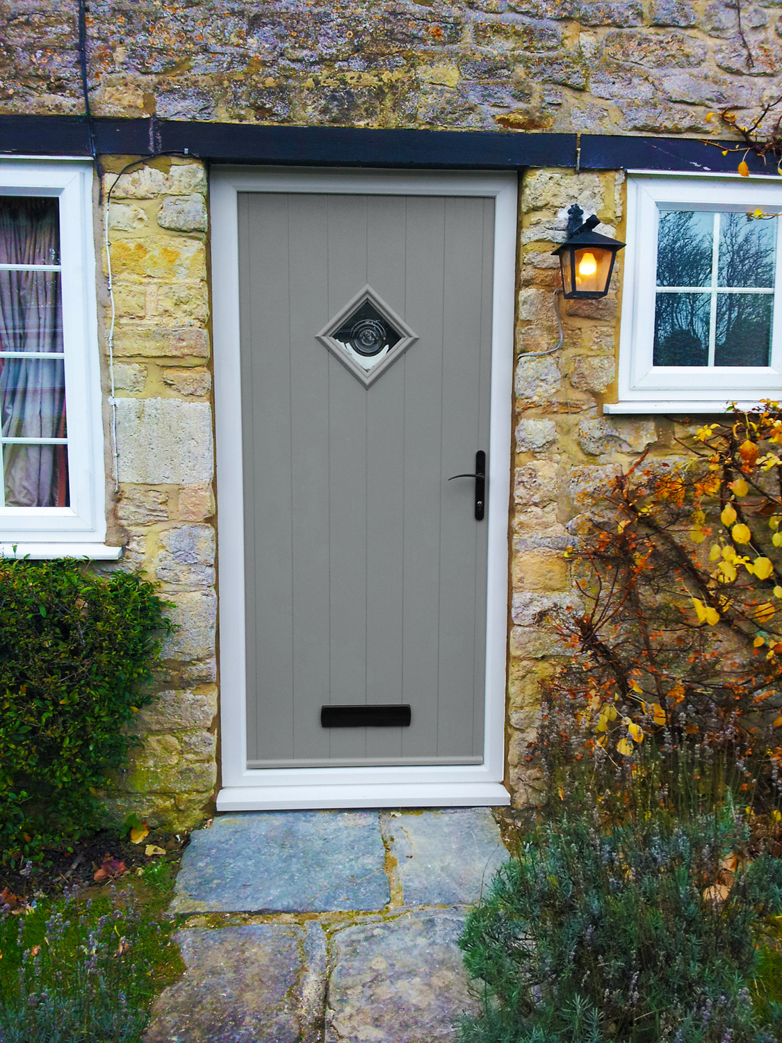 A Touch Of French Grey Solidor