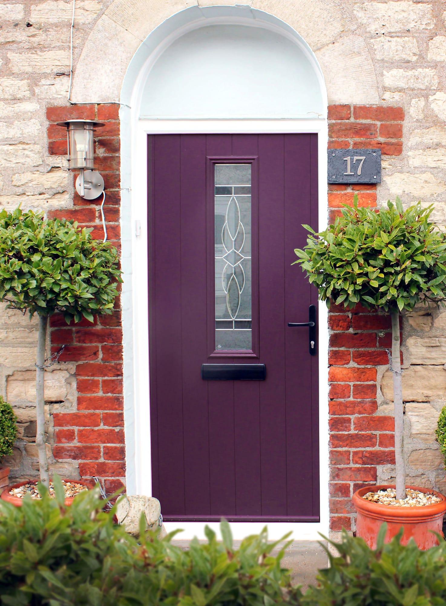 Remarkable And Now For Rich Aubergine Solidor Door Handles Collection Dhjemzonderlifede