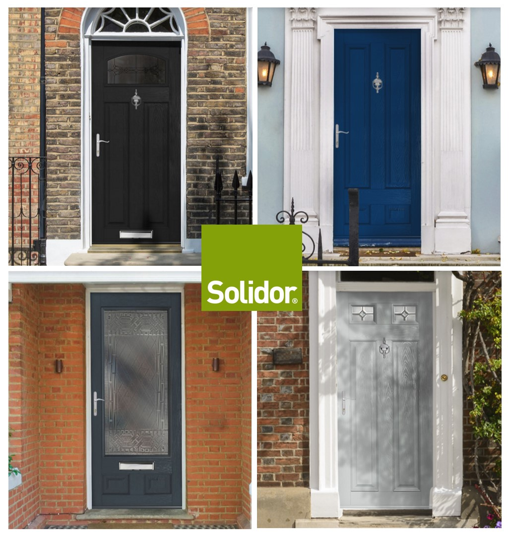 Solidor showcases stylish new doors at fit show solidor for New door design 2016