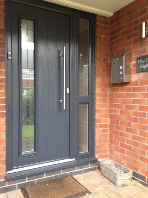 Oak Lodge Doors Solidor