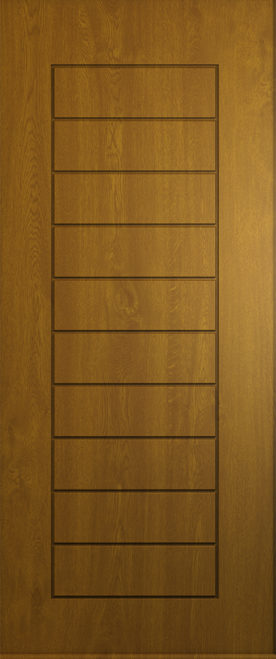 Golden oak Windsor solid door