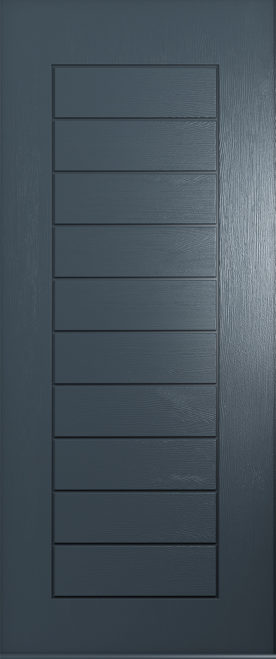 A Solidor Windsor Door in Anthracite Grey