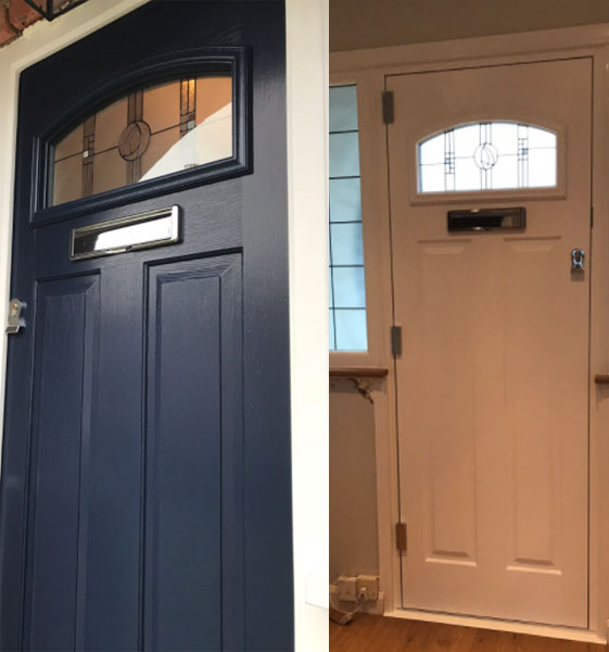 Louise chose Solidor for her Feakes u0026 Richards Home in Kent & Composite Doors by Solidor | UKu0027s Finest Front Doors pezcame.com