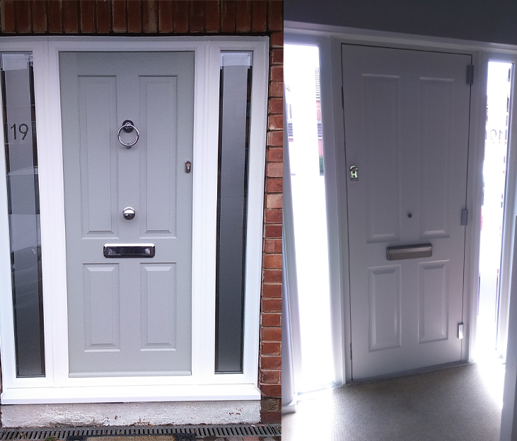 Composite Doors By Solidor Uk S Finest Front Doors