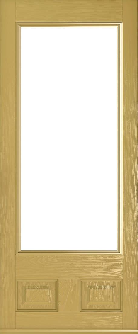 glazed golden sand alnwick door