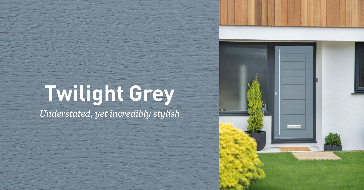 Solidor twilight grey